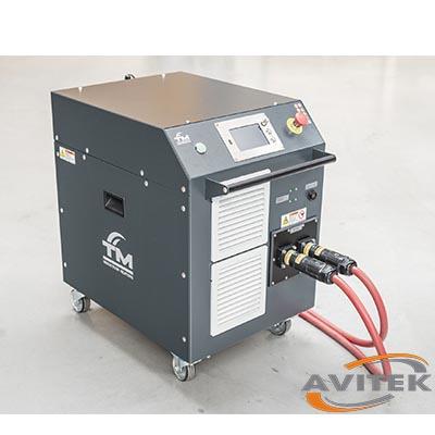 Máy gia nhiệt trung tần EASYHEAT 595 công suất 44kW