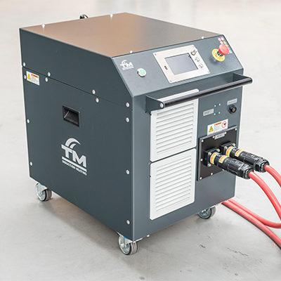 Máy gia nhiệt trung tần EASYHEAT 555 công suất 22kW