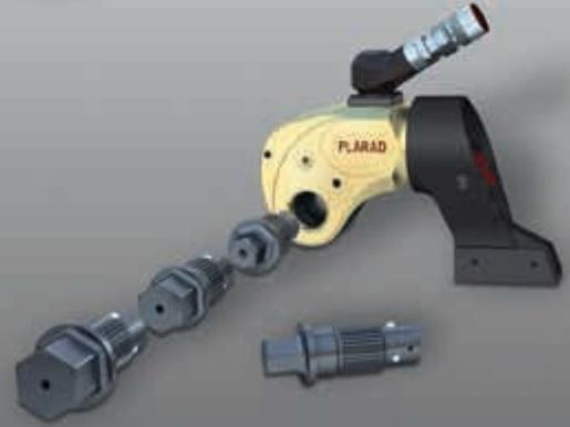 CỜ LÊ THỦY LỰC ĐẦU CHỤP PLARAD MX-EC 120 TS