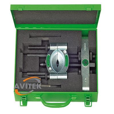 Bộ cảo dĩa cơ khí KUKKO 15-C độ mở ngàm 25-155mm