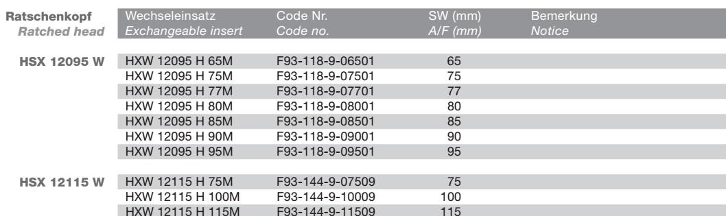 CỜ LÊ THỦY LỰC ĐẦU VÒNG PLARAD FSX (SX & HSX) - SX - EC 12 MF