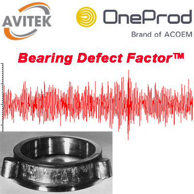 Bearing Defect Factor 2