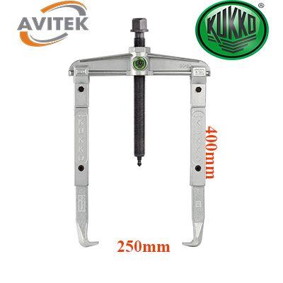 Cảo hai chấu nối chân KUKKO 20-3-4 độ mở 250mm