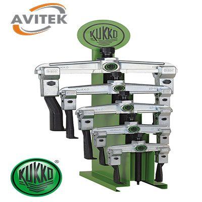 Bộ cảo hai chấu nối chân KUKKO 20-ST-S với ngàm mỏng