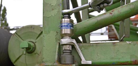 Bộ nhân lực cơ khí PLARAD XVR 70 dải lực 980-6800 Nm