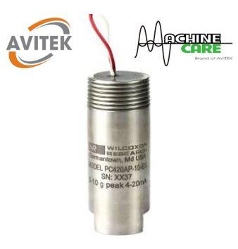 Cảm biến chống cháy nổ PC420AP-05-EX tần số đáp ứng 4Hz-2kHz