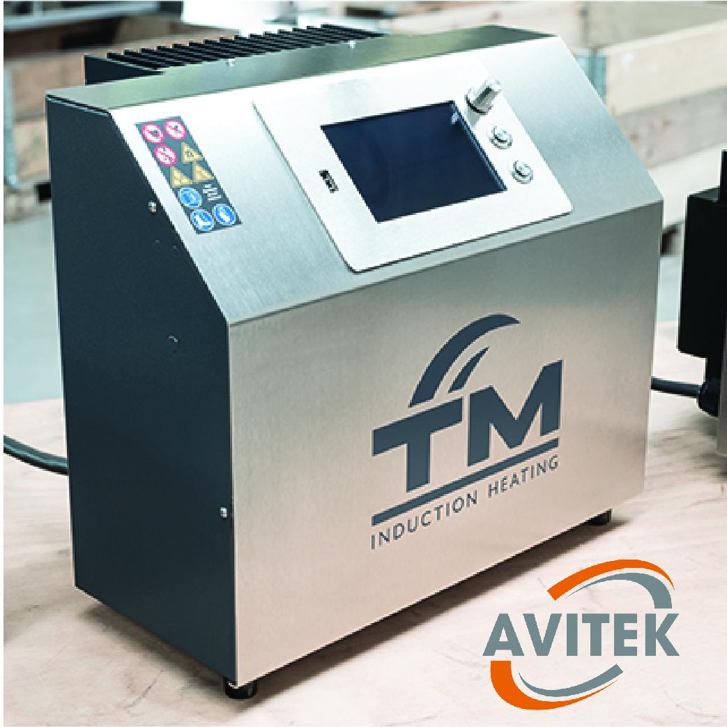 máy gia nhiệt TM