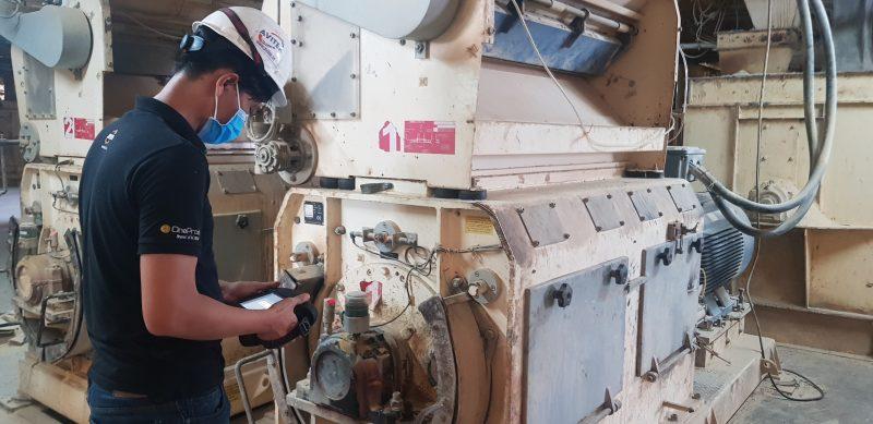 Bán thiết bị phân tích rung động mới nhất tại Quảng Ninh