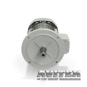 Động cơ 3 pha không đồng bộ hiệu suất cao IE3 - Seri BX