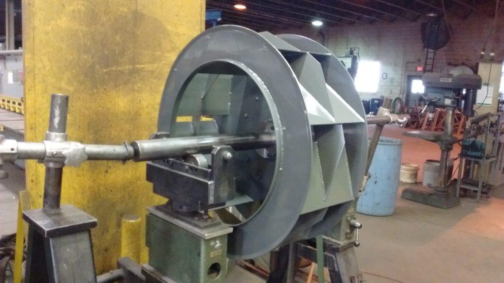 Máy cân bằng động tại xưởng - Chúng hoạt động như thế nào?