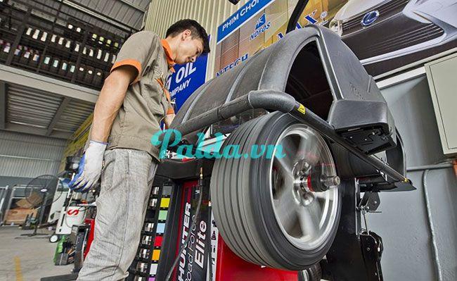 Cân bằng động là gì? Những điều cần biết về cân bằng động lốp xe hơi