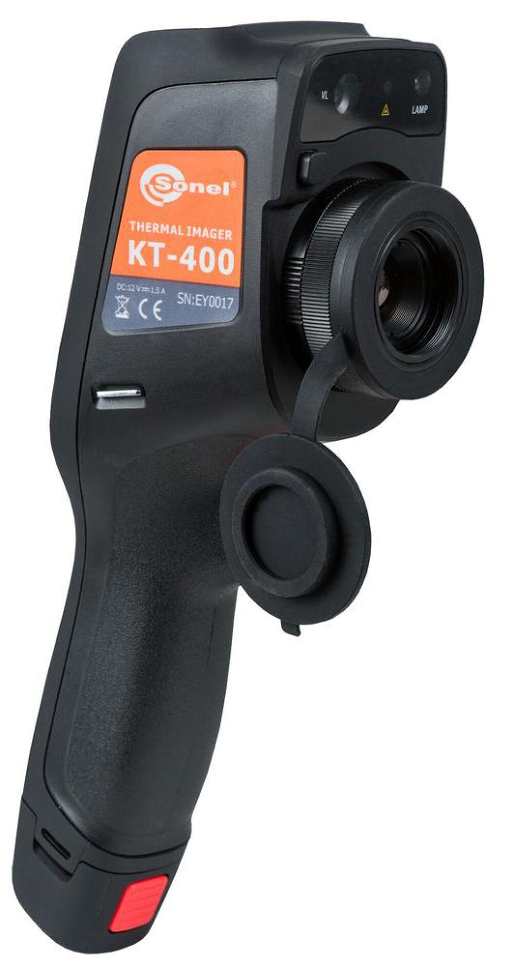 Máy ảnh nhiệt Sonel KT-400-19mm-40mm