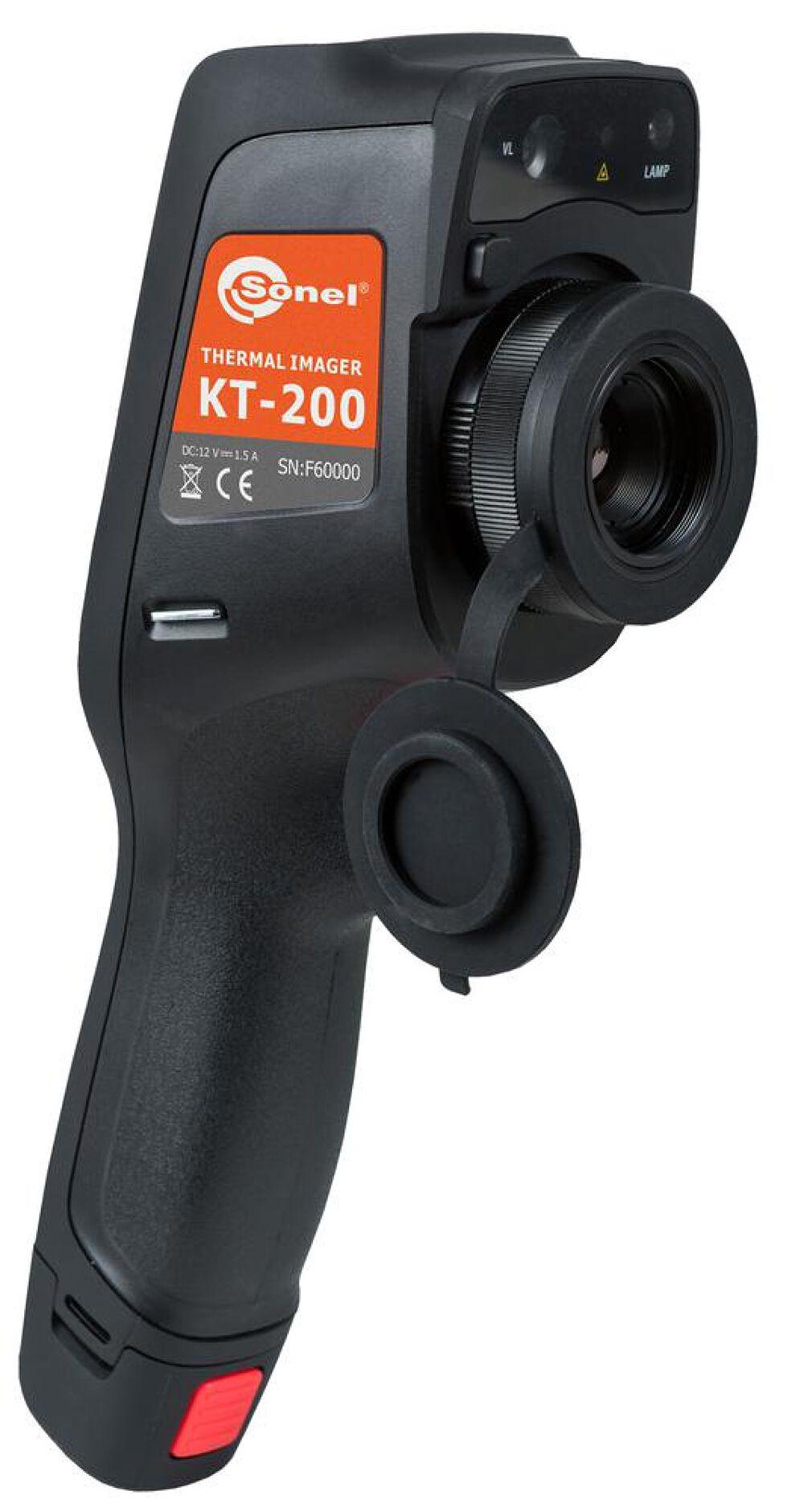 Máy ảnh nhiệt Sonel KT-200