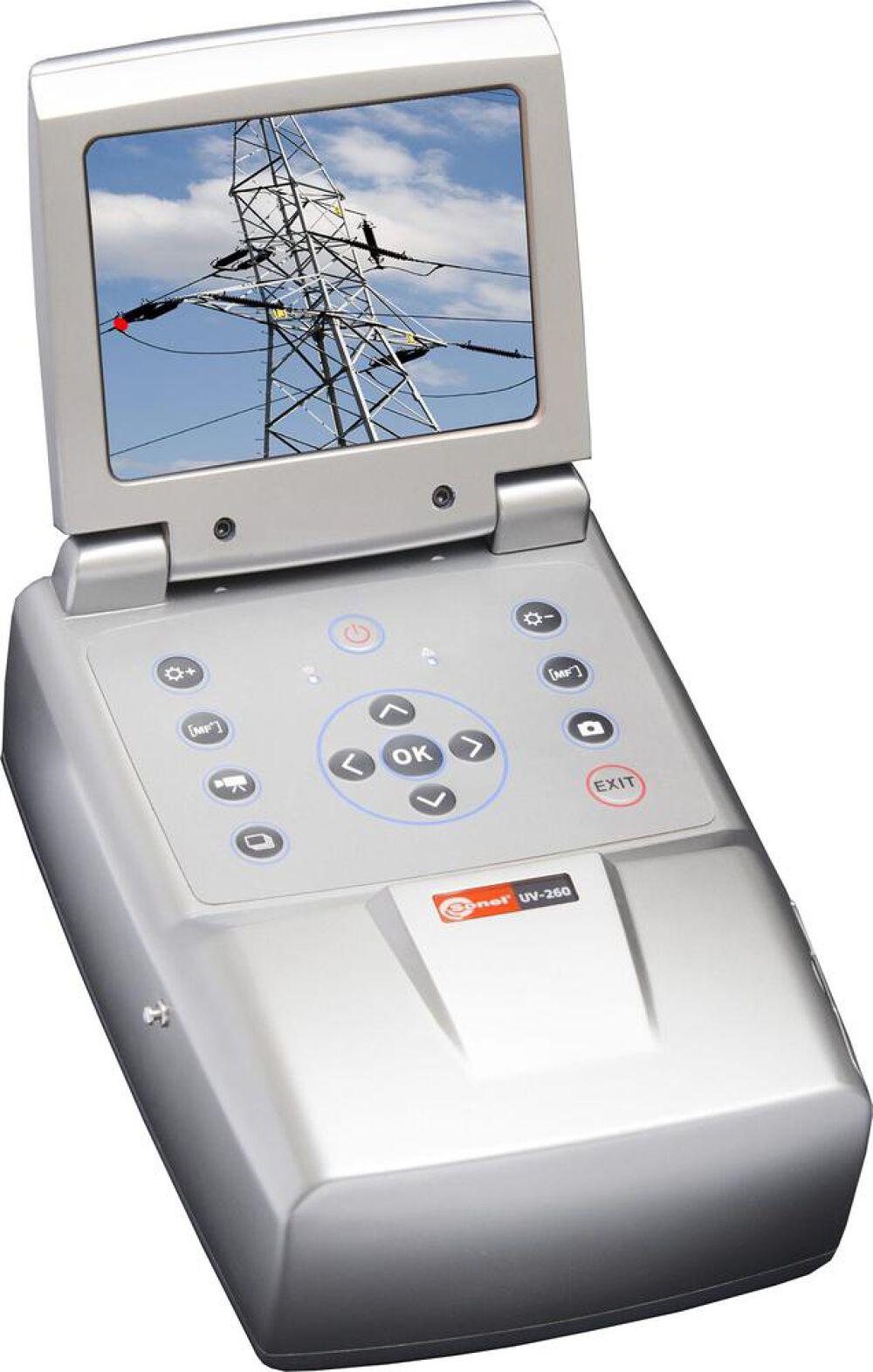 Máy ảnh phóng điện Corona Sonel UV-260