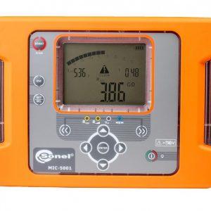 Máy đo điện trở cách điện Sonel MIC-5001