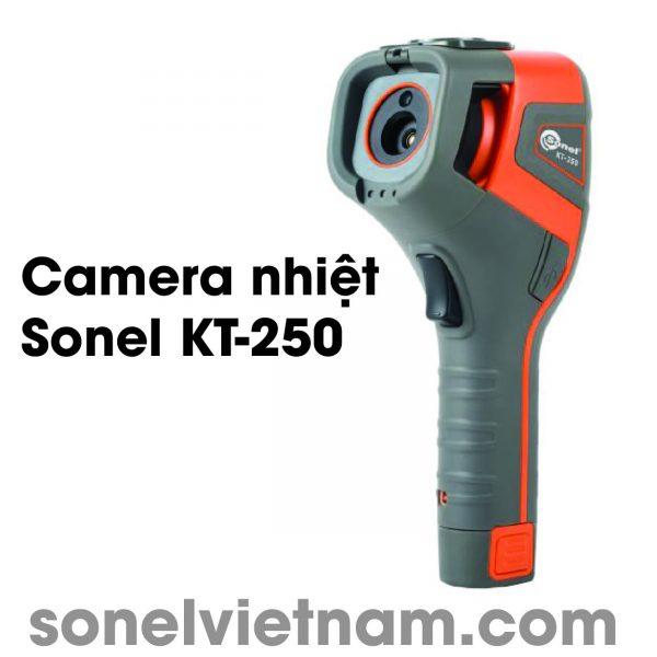 CAMERA NHIỆT SONEL KT 250