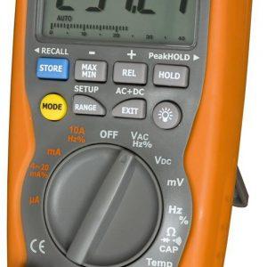 Đồng hồ vạn năng công nghiệp Sonel CMM-40