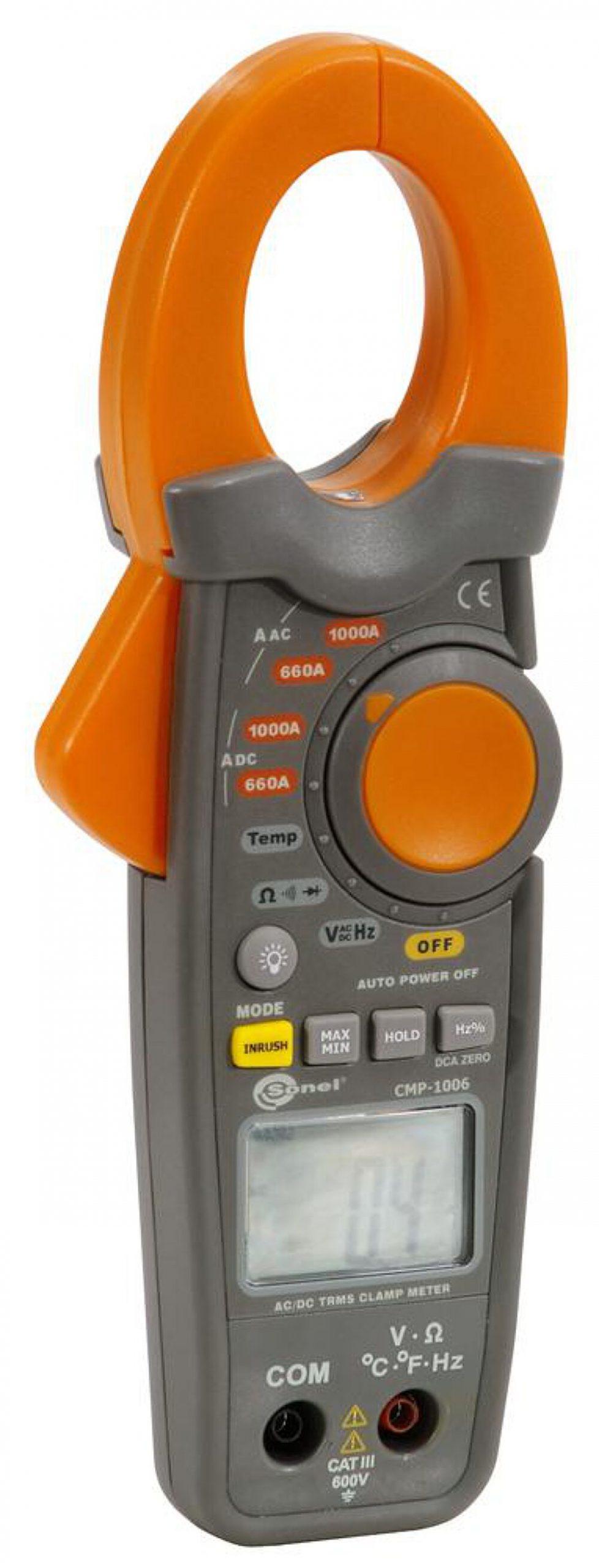 Đồng hồ kẹp kỹ thuật số Sonel CMP-1006