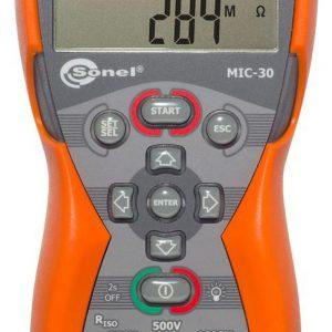 Máy đo điện trở cách điện Sonel MIC-30