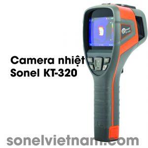 camera nhiệt sonel 320