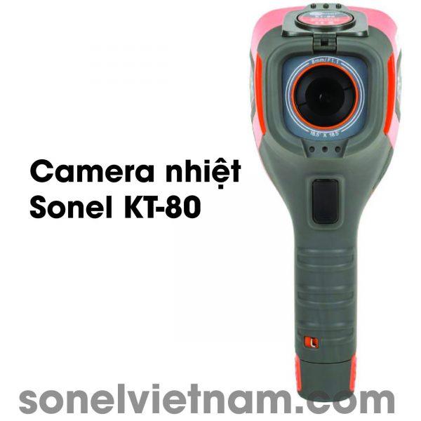 CAMERA NHIỆT SONEL KT 80