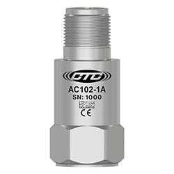 Cảm biến đo độ rung gia tốc CTC AC102