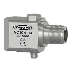 Cảm biến đo độ rung gia tốc CTC AC104