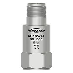 Cảm biến đo độ rung gia tốc điện áp ngược CTC AC165