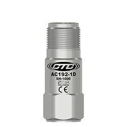 Cảm biến đo độ rung gia tốc CTC AC192