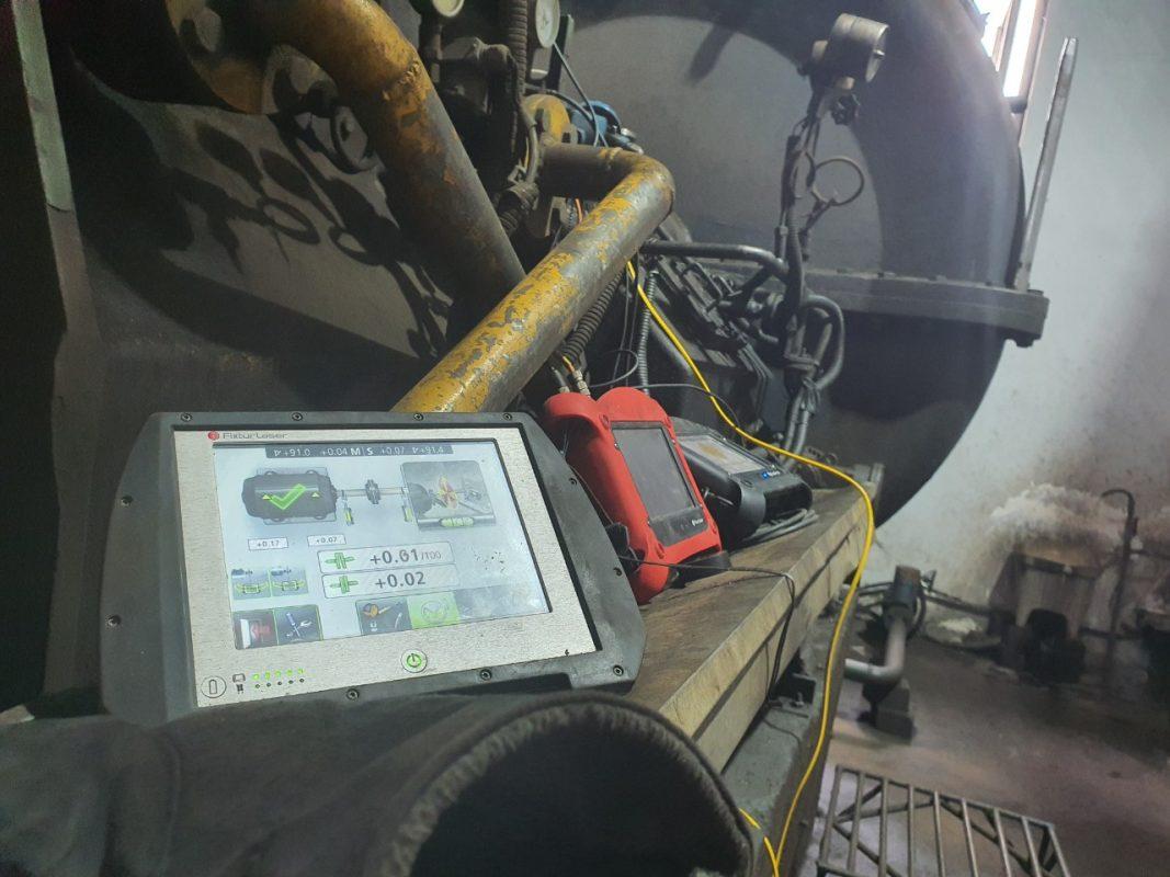 Những ai cần sử dụng thiết bị cân chỉnh đồng trục Fixturlaser NXA PRO?