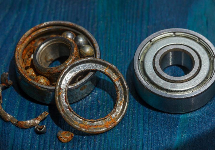 Bạn có biết 4 giai đoạn hỏng hóc của bạc đạn?