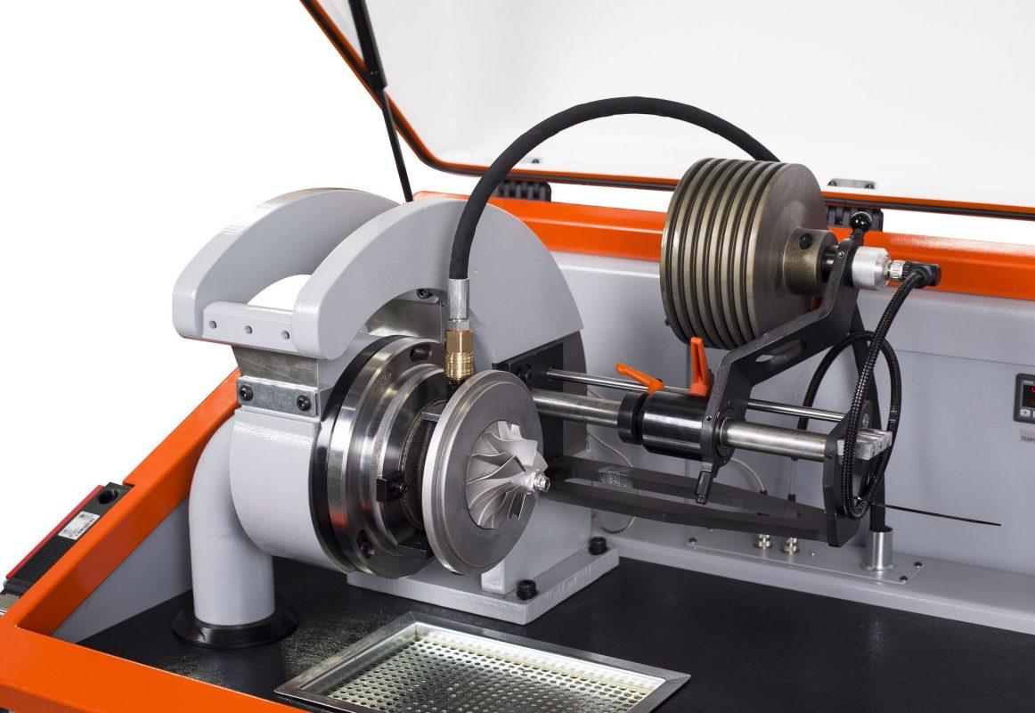 Máy cân bằng động và hiệu chuẩn Turbo CIMAT Test duo