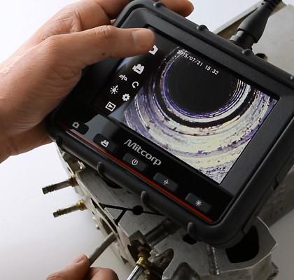 Máy nội soi công nghiệp Mitcorp MX 500   MX 500 Videoscope