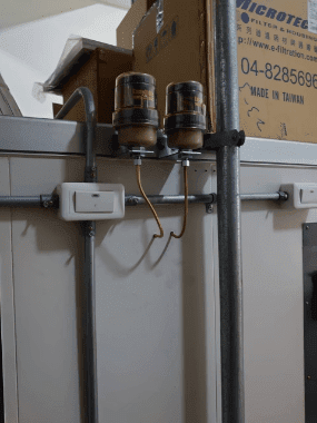 Bộ bôi trơn tự động cho thiết bị xử lý không khí ER-250E-1500