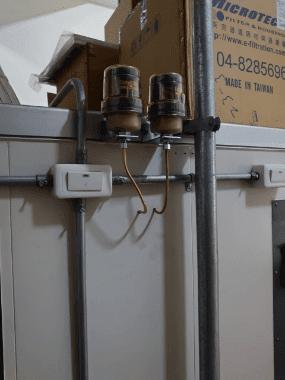 Bộ bôi trơn tự động cho thiết bị xử lý không khí ER-250R-1000