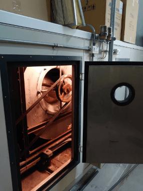 Bộ bôi trơn tự động cho thiết bị xử lý không khí ER-60E-1000