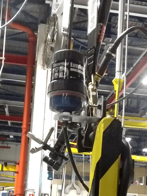 Bộ bôi trơn tự động cho máy uốn định hình ER-150R-1500