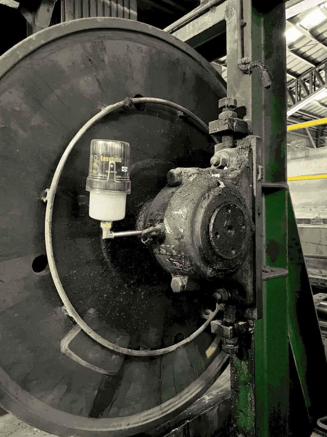Bộ bôi trơn tự động cho con lăn (roller) ER-60R-1000