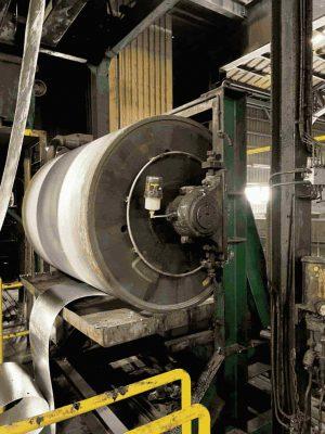 Bộ bôi trơn tự động cho con lăn (roller) ER-60R-1500