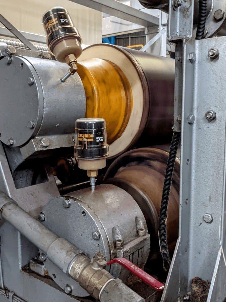 Bộ bôi trơn tự động cho con lăn (roller) ER-60E-2000