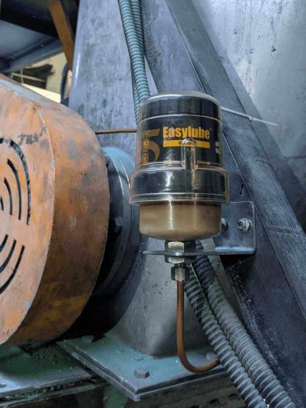 Bộ bôi trơn tự động cho máy hút bụi ER-250E-1000