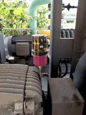 Bộ bôi trơn tự động cho động cơ điện ER-250R-1000C