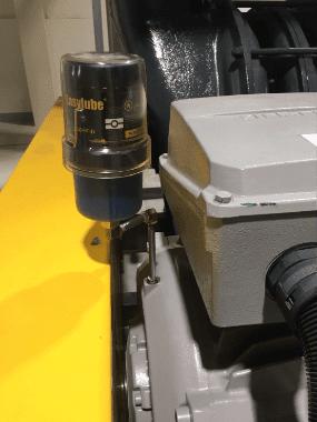 cho thiết bị trong ngành thực phẩm EL-250-5000-3B RFID