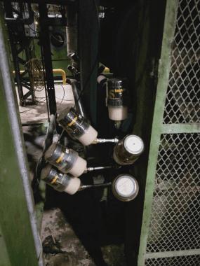 Bộ bôi trơn tự động cho băng tải ER-60E-2000