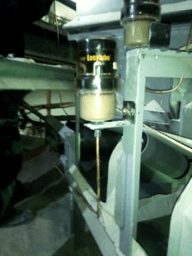Bộ bôi trơn tự động cho băng tải ER-250E-2000