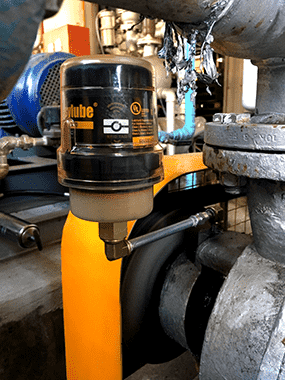 Bộ bôi trơn tự động cho máy thổi khí (Roots blower) ER-150R-1500