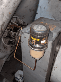 Bộ bôi trơn tự động cho máy thổi khí (Roots blower) ER-250R-1500