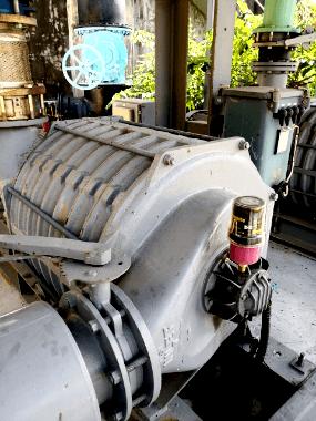 Bộ bôi trơn tự động cho máy thổi khí (Roots blower) ER-250R-1000