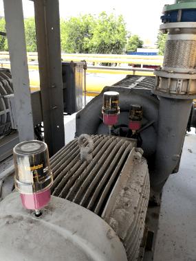 Bộ bôi trơn tự động cho máy thổi khí (Roots blower) ER-250E-1500