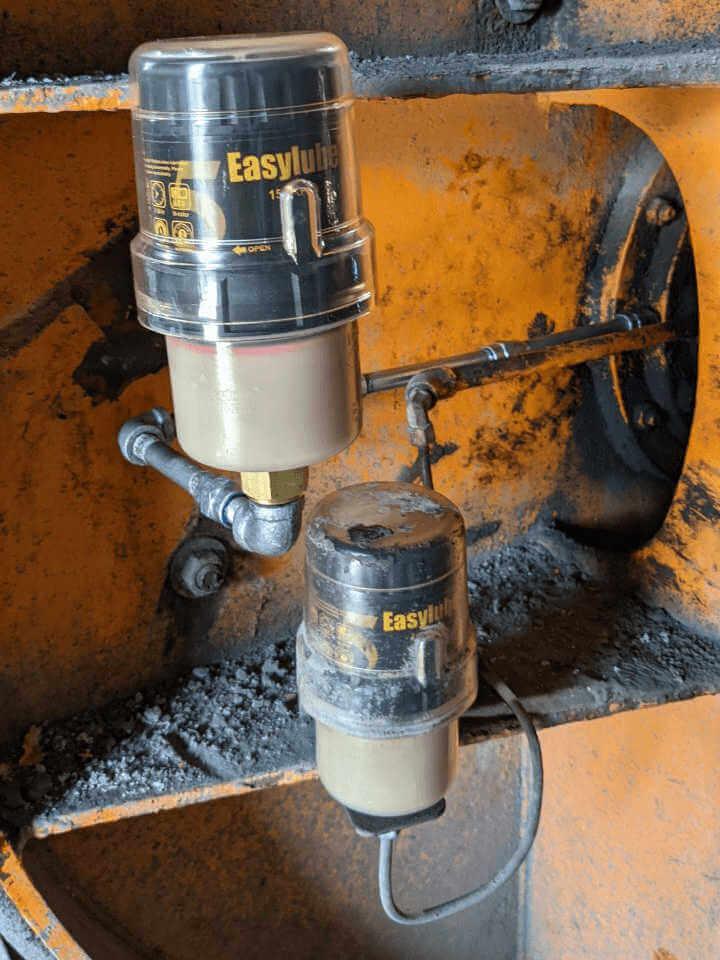 Bộ bôi trơn tự động cho máy trộn (mixer) ER-150E-1500